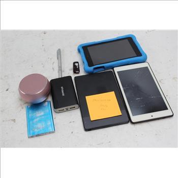 Amazon, Alcatel Tablet, Huion Pen Tablet+ More 8 Pieces