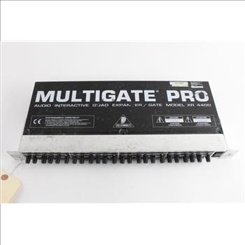 Behringer Multigate Pro Audio Interface Expander/Gate