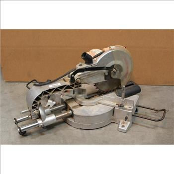 Chicago Electric 90891 10 In. Sliding Compound Miter Saw ...