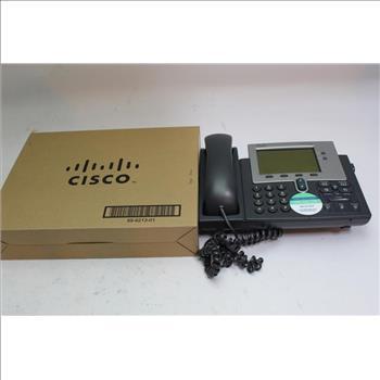 Cisco IP Phone 7941 Series | Property Room