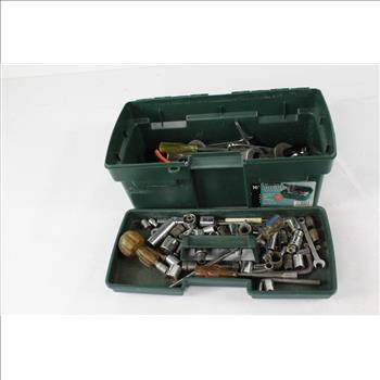Astounding Contico Tool Box Tools 25 Items Property Room Uwap Interior Chair Design Uwaporg