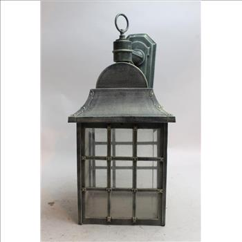 B8312rm Revere Large Light Outdoor Wall