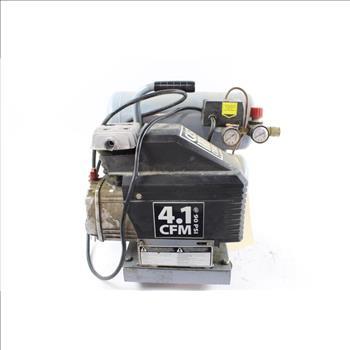 Iron Horse Air Compressor Property Room
