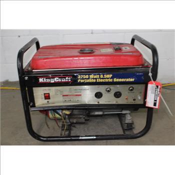 king craft 3250 watt 6.5hp generator | property room sullair generator wiring diagram kingcraft generator wiring diagram