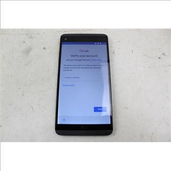 LG V20, 64GB, Sprint, Google Account Locked, Sold For Parts