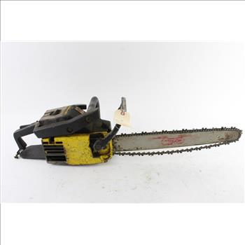 McCulloch Chainsaw | Property Room