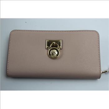 df322744dd7d7e michael-kors-hamilton-traveler-ballet-pink-leather-large-zip-around-wallet