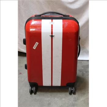 8e16b4e8feed Mini Cooper Hard Shell Carry On Luggage, Samsonite Duffle Bag ...