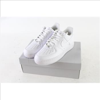 Nike Air Force 1 Mens Shoes, Size 10   Property Room