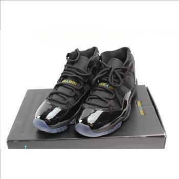 Nike Air Jordan Retro 11 Mens Shoes, Size 9, Style Number 378037 ...