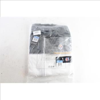 info for a4191 5d361 Nike NFL Apparel Pittsburgh Steelers Jacket, M | Property Room