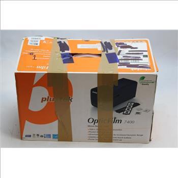 Plustek OpticFilm 7400 High Resolution Film Scanner | Property Room