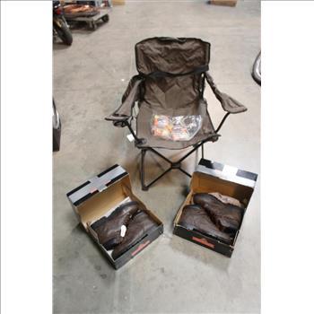 Astounding Quad Arm Chair Enduro Pro Boots Size 13 14 Property Room Creativecarmelina Interior Chair Design Creativecarmelinacom