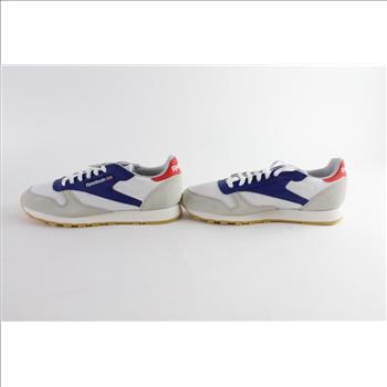 Excremento Vislumbrar Adular  Reebok Classic Leather SM Mens Shoes, Size 11 | Property Room