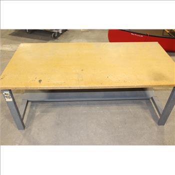 Uline Packing Table