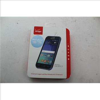 Verizon Prepaid Samsung Galaxy J1 4G LTE Phone | Property Room
