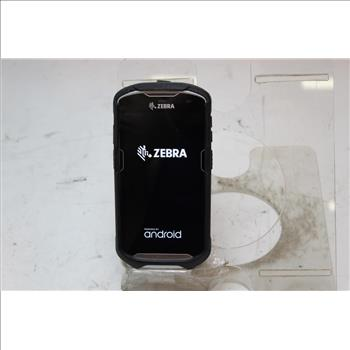 Zebra TC51 Handheld Touch Computer, Password Locked, Sold For Parts