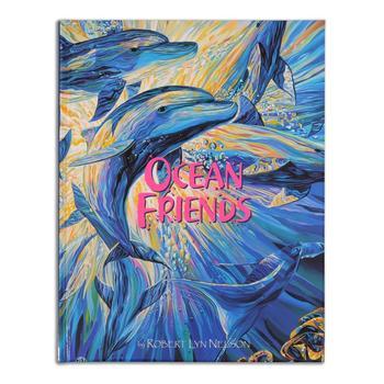 """""""Ocean Friends"""" Children's Book by Robert Lyn Nelson."""