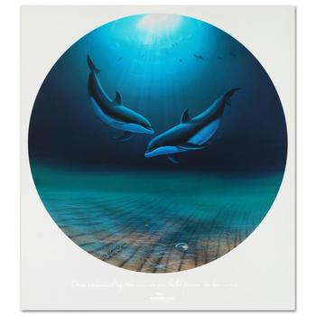 Wyland! Untitled Poster.