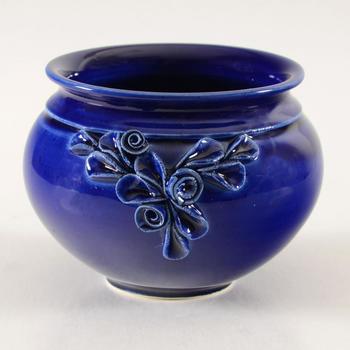 Hand Made Ceramic Vase Sculpture by Eugenijus Tamosiunas! Hand Signed. List $75.00