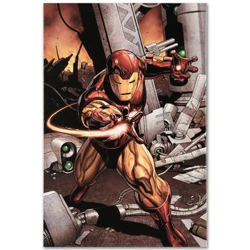 Marvel Comics! LTD ED Giclee on Canvas by Clayton Henry, Numbered with Certificate of Authenticity! List $500