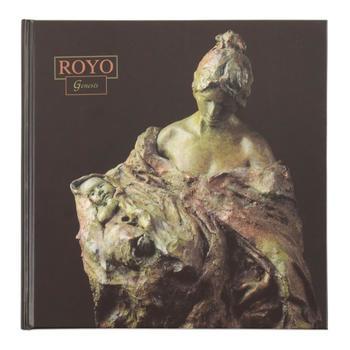 "Royo - ""Genesis"" Fine Art Book of Featuring Royo's Art from the Genesis Series."