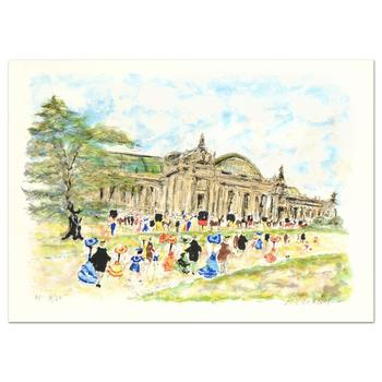 """Urbain Huchet - """"Grand Ballet"""" Limited Edition Lithograph, Numbered and Hand Signed! $995"""