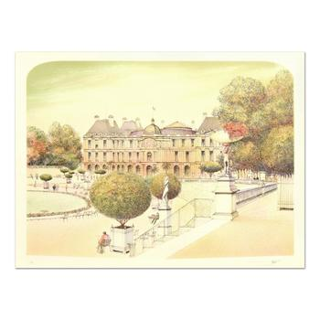 "Rolf Rafflewski - ""Paris III"" - Limited Edition Lithograph, Numbered and Hand Signed! List $995"