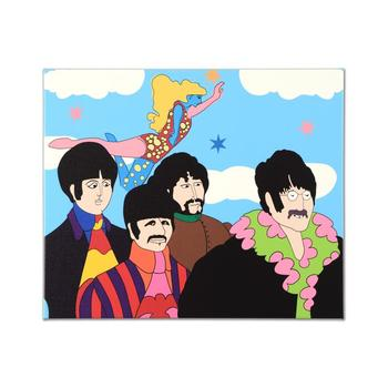 """The Beatles - """"Lucy in the Sky"""" Limited Edition on Gallery Wrapped Canvas, Numbered with Certificate of Authenticity. $250"""