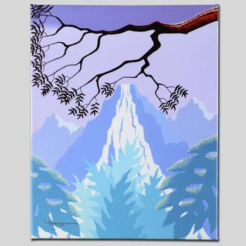 """Larissa Holt, """"Mystic Falls"""" Ltd Ed Giclee on Gallery Wrapped Canvas, Numbered and Signed with Certificate of Authenticity."""