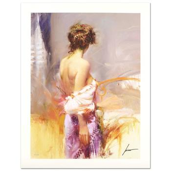 """Pino (1939-2010) """"Twilight"""" Limited Edition Giclee. Numbered and Hand Signed; Certificate of Authenticity."""