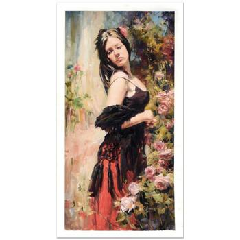"""Garmash! """"Breaking Free"""" Ltd Ed Hand Embellished Giclee on Canvas (24"""" x 48""""), Numbered and Hand Signed with Cert! $1,225"""