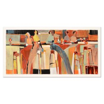 Yuri Tremler - Limited Edition Serigraph by Yuri Tremler, Hand Signed with Certificate.