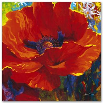 """Simon Bull, """"Your Beauty Lies Within"""" Gallery Wrapped Ltd Ed Giclee on Canvas, Numbered and Signed with Certificate."""