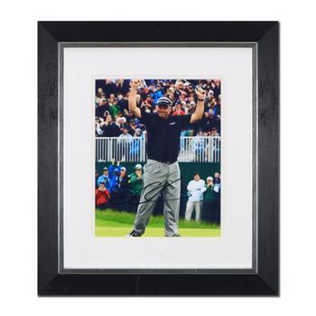 Autographed Photograph of Professional Golfer, Darren Clarke. (Disclaimer)