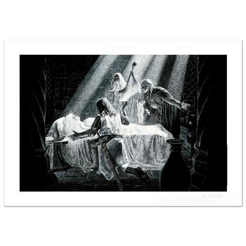 """Greg Hildebrandt, """"Healing Of Eowyn"""" Limited Edition Giclee, Numbered and Hand Signed with Certificate."""