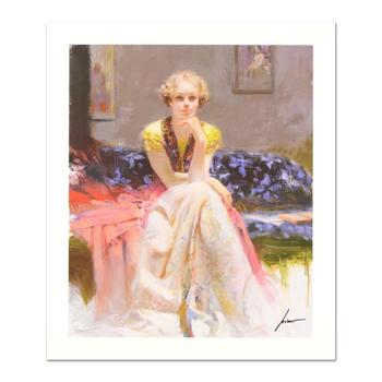 """Pino (1939-2010) """"Enchantment"""" Limited Edition Giclee. Numbered and Hand Signed; Certificate of Authenticity."""