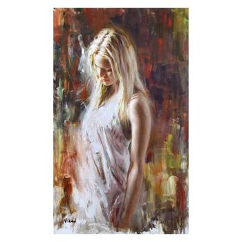 """Vidan, """"Dreams"""" Limited Edition on Canvas, Numbered and Hand Signed with Certificate."""