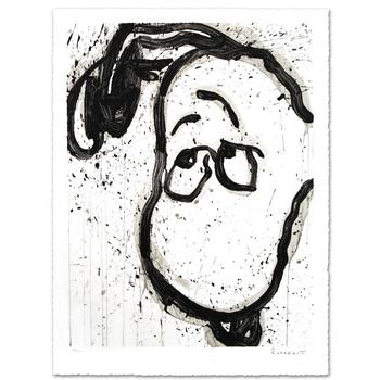 "Everhart, ""I Can't Believe my Ears, Darling"" Ltd Ed Hand Pulled Original Lithograph Numbered and Hand Signed, w/Cert."