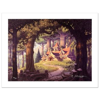 """Brothers Hildebrandt, """"Rivendell"""" Limited Edition Giclee on Canvas, Numbered and Hand Signed with Cert."""