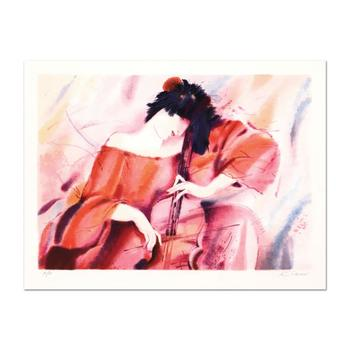 Alexander Klevan, Limited Edition Serigraph from an AP Edition, Hand Signed with Letter of Authenticity.