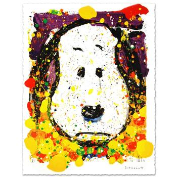 """Everhart, """"Squeeze The Day-Thursday"""" Ltd Ed Hand Pulled Original Lithograph(27.5"""" x 37""""), N0. & Hand Signed, w/Cert."""