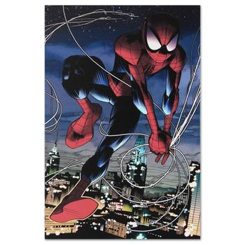 "Marvel Comics ""Ultimate Spider-Man #152"" Numbered Limited Edition Canvas by Sara Pichelli; Includes COA."