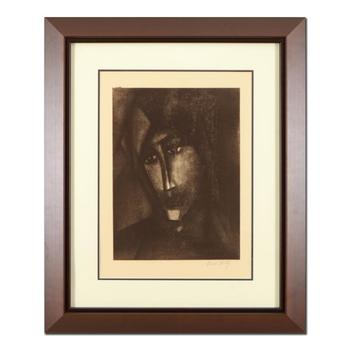 Neal Doty (1941-2016), Framed Lithograph, Hand Signed with Certificate of Authenticity.