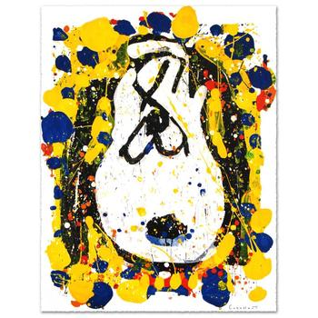 """Everhart, """"Squeeze The Day-Tuesday"""" Ltd Ed Hand Pulled Original Lithograph (29""""x38.5""""), No. and Hand Signed, w/Cert."""