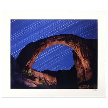 "Robert Sheer, ""Rainbow Bridge"" Limited Edition Single Exposure Photograph, Numbered and Hand Signed with Certificate"