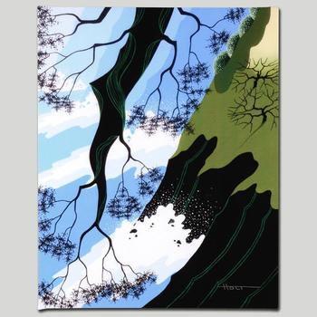 """Larissa Holt, """"Unspoiled"""" Ltd Ed Giclee on Gallery Wrapped Canvas, Numbered and Signed."""