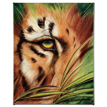 """Martin Katon, """"For Your Eyes Only"""" Ltd Ed Giclee on Gallery Wrapped Canvas, Numbered and Hand Signed."""