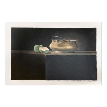 Dimitry Yozepovitz, Hand Signed Limited Edition Serigraph on Paper with Letter of Authenticity.