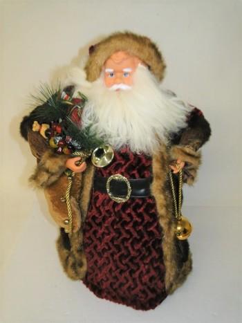 Old St Nicholas Santa Claus Doll